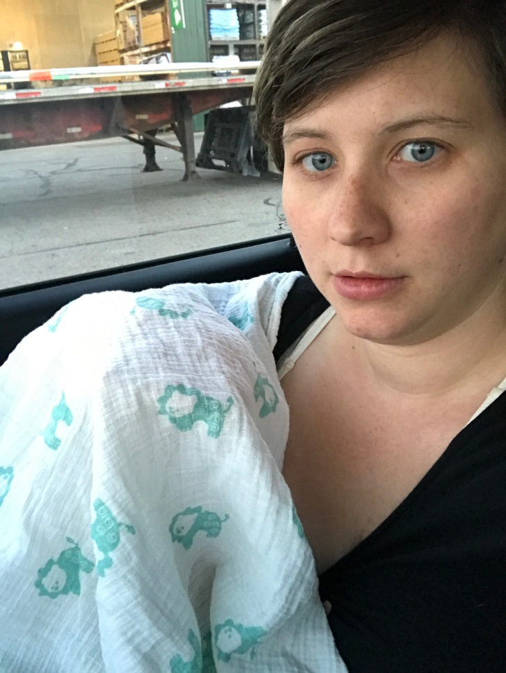 What I Learned While Breastfeeding | The Hart of it All